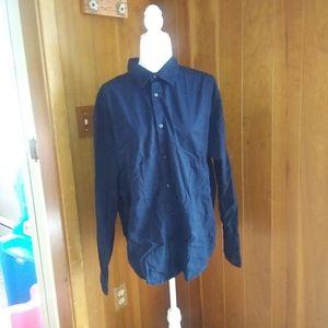 J Ferrar Men's Button Down Shirt